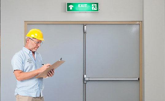 Fire Door Inspection Solutions
